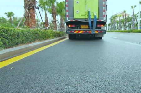 陵水县城区道路清扫保洁项目