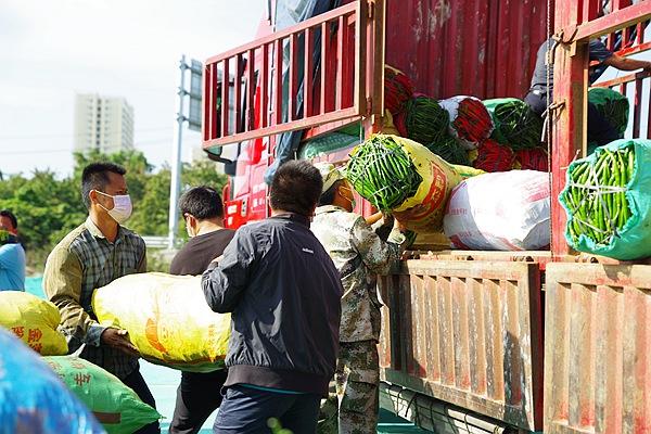 人民网-海南频道:贝博app手机版市吉阳区爱心企业收购滞